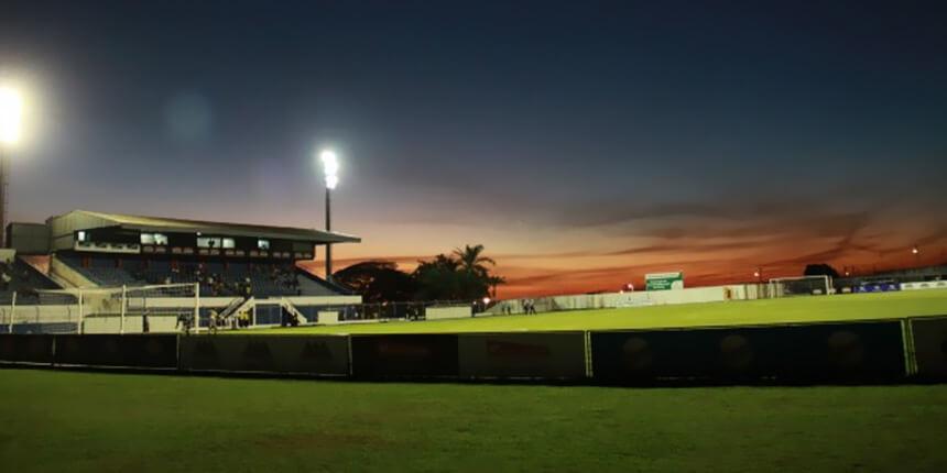 Visita ao Estádio Prof. Luizão - São Carlos/SP