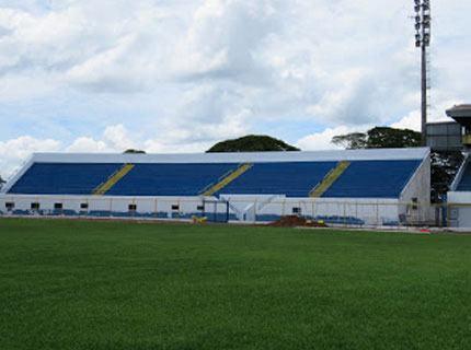 Estádio Prof Luizão - São Carlos/SP