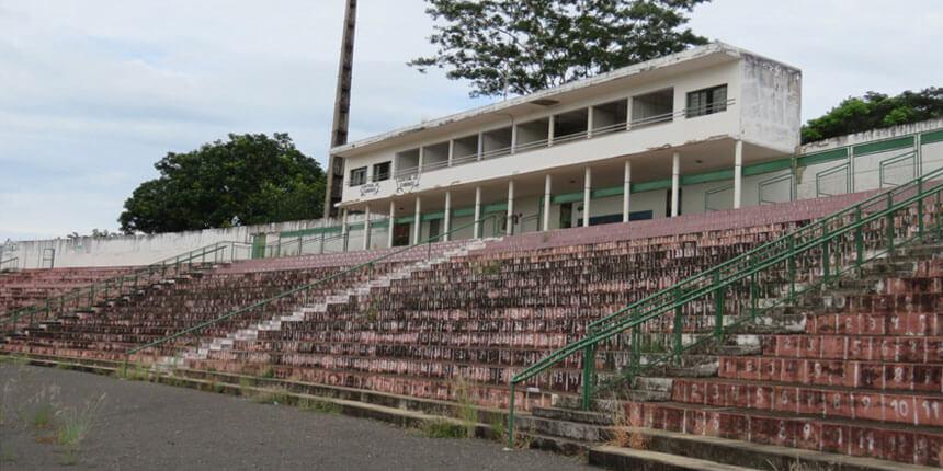 Renovação do laudo de engenharia do Estádio Municipal Adail Nunes da Silva – Taquaritinga