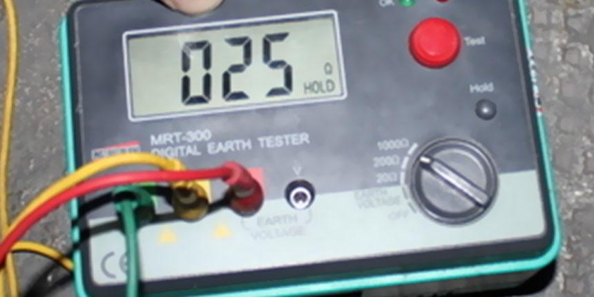 Vistoria do SPDA - Sistema de Proteção contra Descargas Atmosféricas