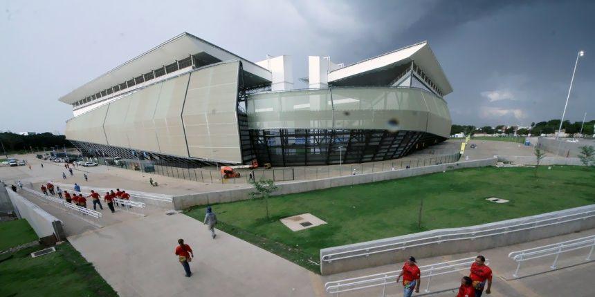 Engenheiro Ansel verifica divergências em Laudos na Arena Pantanal, em Cuiabá