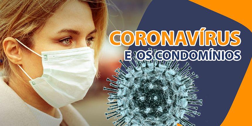Coronavírus nos condomínios