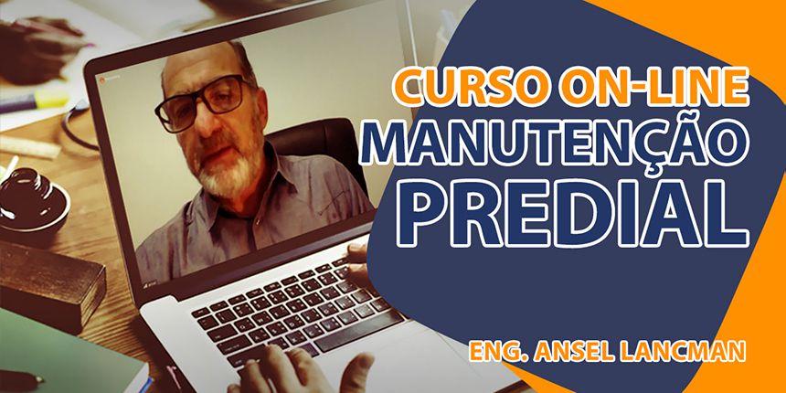 Curso On-line sobre Manutenção Predial