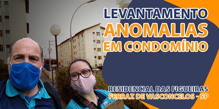 Levantamento de anomalias em residencial