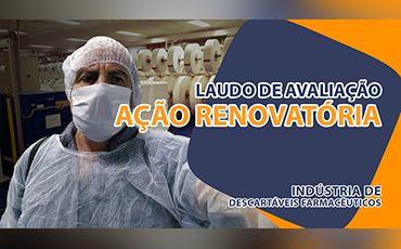 Laudo de Avaliação em Ação Renovatória