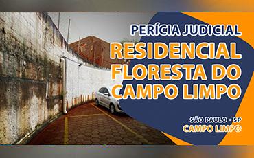 Perícia Judicial - Condomínio Residencial Floresta do Campo Limpo