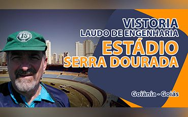 Laudo de Vistoria do Estádio Serra Dourada - Goiânia